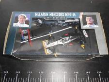 ♥  Hot wheels McLaren Mercedes MP4-14 David Coulthard (JS) TE 1.24 ♥