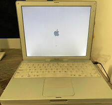 "Apple iBook A1005 12.1"" Notebook/Laptop w/ PowerPC G3 600MHz 128MB RAM 20GB HDD"