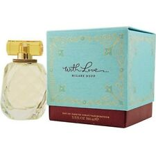 With Love by Hilary Duff 3.4 OZ Eau De Parfum Spray For Women New in Box