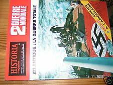 2e GM Historia n°266 Bomber command U-boote Atlantique
