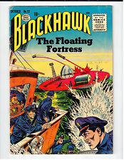 Quality Comics BLACKHAWK #93 - Origin In Text - GD October 1955 Vintage Comic
