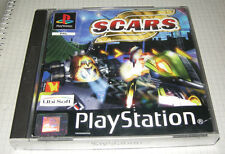 SCARS Sony Playstation ps1 Psx Pal One