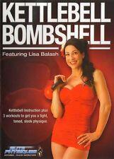 KETTLEBELL BOMBSHELL (Jay Cutler, Lisa Balash) - DVD - Region Free