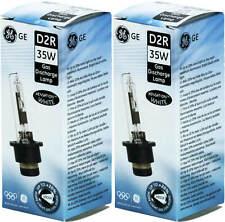 2x Xenon HID D2R 6000K headlight Bulbs oem genuine White Xensation Xenon 53770
