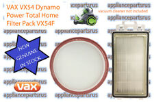 VAX VX54 Dynamo Power Total Home Filter Pack VX54F - NEW - GENUINE - IN STOCK