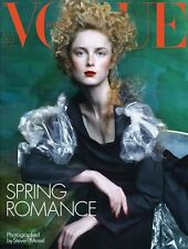 Vogue Italia Magazine March 2016 Rianne van Rompaey NEW