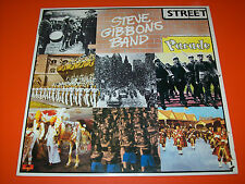 Steve Gibbons Band ‎- Street Parade - LP [EX]