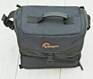 Lowepro Vidcam 3 Video Camera Bag Video bag with removable cable charger store