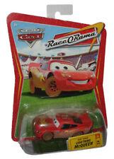 Disney Cars Movie Lightning McQueen Dirt Track Race O Rama Toy Car