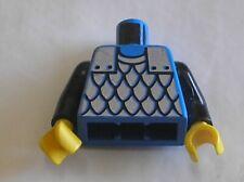 Buste personnage LEGO castle Minifig torso 973p41 / Set 6085 1491 6060 6018 1584