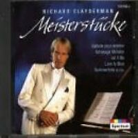 Richard Clayderman Meisterstücke (14 tracks, 1977-84) [CD]