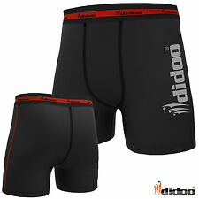 Didoo New Men's Boxer Shorts Underwear Top Quality Lycra Fabric Trunk Pants