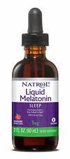 Natrol Melatonin 1 mg Liquid 2 fl oz