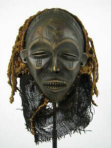 Democratic Republic of Congo Zaire Chokwe PWO Sculpture African Tribal Art