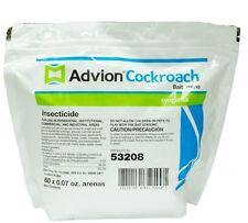 Advion Syngenta Dupont 60 Cockroach Bait Stations Roach Bug Killer Pest Control