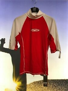 Gul Mens Xola Short Sleeve Rash Guard Rash Vest, Size M, L, XL, XXL  RG0012 SALE