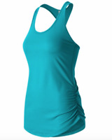 New Balance Women's Transform Perfect Tank Blue Size Large *NWT*