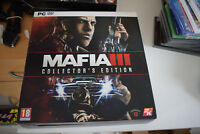 mafia 3 III collector's edition collector pc dvd neuf new