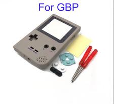 Carcasa para game boy pocket  gris grey
