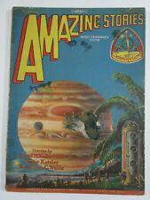 AMAZING STORIES Pulp - November 1928 - GD/VG