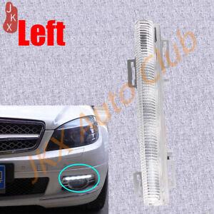 LH Left Side DRL daytime Running light x For Mercedes-Benz E350 C350 C250 W204
