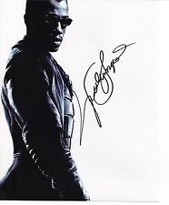 Wesley Snipes Genuine Hand Signed 10X8 Photo Autograph In Person BLADE (5642)