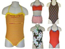 Skechers Girls Swimsuit, Swim Costumes Sun Protection Swimweasr for Kids