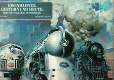 Eisenbahnen Gestern und Heute - Broschüre Katalog Rivarossi HO O N Spur - B17644