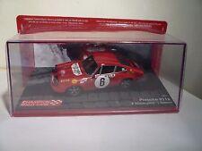 1:43 IXO Porsche 911 S Rallye Monte Carlo 1970 - Waldegard / Helmer