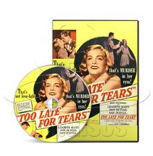 Too Late for Tears (aka. Killer Bait) (1949) Film-Noir Crime Movie / Film on DVD