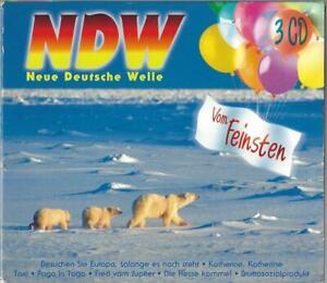 UKW,Rodgau Monotones,Geier Sturzflug u.v.a. | 3 CDs | NDW-Vom Feinsten (2003) |