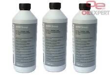 3x Genuine BMW Radiator Engine Antifreeze & Coolant 1.5L BMW number: 83512355290