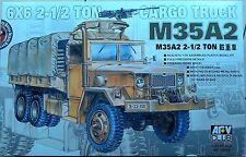AFV Club 1/35 U.S M35A2 6x6 2.5Ton Cargo Truck vehicle