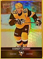 2019-20 TIM HORTONS BASE #87 SIDNEY CROSBY PITTSBURGH PENGUINS  mint!