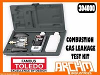 TOLEDO 304000 - COMBUSTION GAS LEAKAGE TEST KIT - COOLING SYSTEM GASKET DIAGNOSE