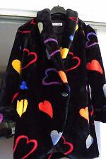 Vtg Donnybrook RARE 80's, Winter 50's Faux Fur Style Coat, Size M Women, Retro