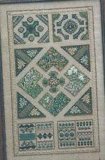 16th c English FAMILY Garden LiZ TURNER DIEHL Chart pack ©1996 Historic OOP/NLA