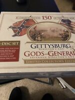 Gettysburg & Gods and Generals Director's Cut Limited Collector's Edition (DVD)