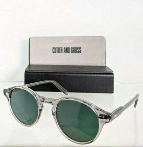 Brand New Authentic CUTLER AND GROSS OF LONDON Sunglasses M : 1233 C : SQ