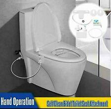 Portable Bidet Attachment Toilet Seat Self-Cleaning Nozzle-Fresh Water Bidet...