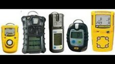 Gas Monitor Detector Service & Calibration - Crowcon, MSA, BW Honeywell, Drager