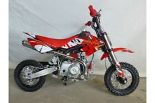 70cc Thumpster Mini Pit Bike Pro Motorbike Coffs Harbour Red