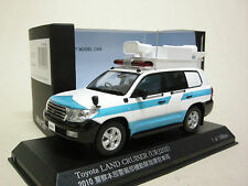 Kyosho Rai'S Toyota Land Cruiser Urj202 Lexus Lx570 Riot Police Command 1:43