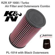 K/&N Air Filter PL-5712 Polaris RZR 570 Ranger XP 900 Ranger Crew 900