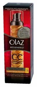 Olaz Regenerist CC Creme dunklere Hauttypen LSF 15 Anti-Age 50ml
