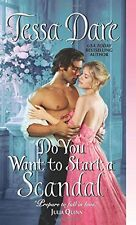 Do You Want to Start a Scandal (Castles Ever After) by Tessa Dare