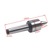 Mt3 Lathe Live Center Morse Taper Bearing Nose Turning Precision 0000197 New