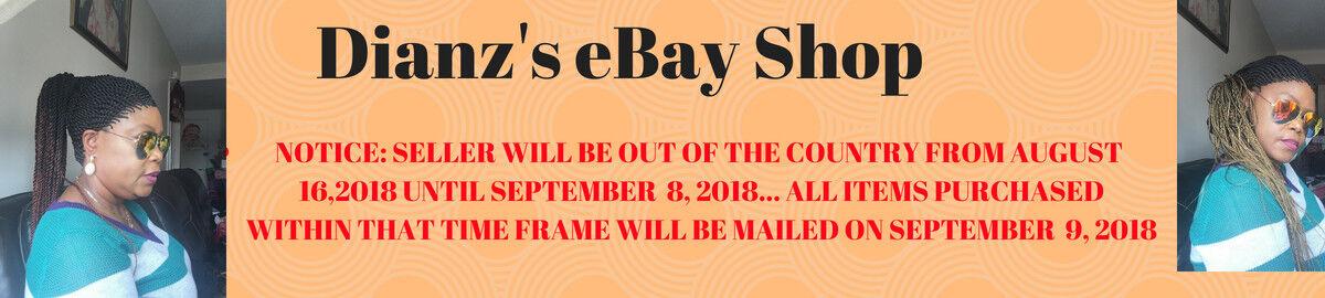 Dianz's eBay Shop