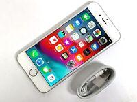 Apple iPhone 6 - 64GB - Silver (Vodafone) A1586 GOOD CONDITION, GRADE B 709