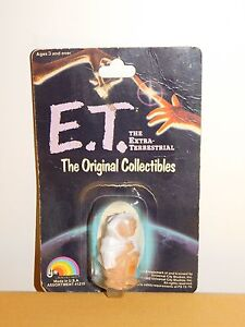 VINTAGE LJN TOY 1982 E T THE EXTRA TERRESTRIAL NOS NEW SEALED PACKAGE